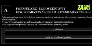 3pm Studio Nagrań - Fortepianówki Zaiks